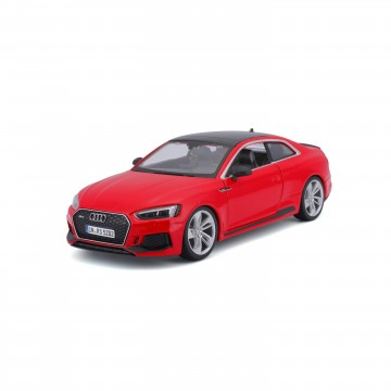 AUDI RS5 COUPE 1/24 ROJO...