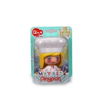 MY FIRST PINYPON CHEF...