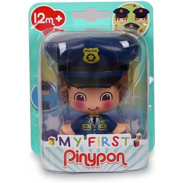 MY FIRST PINYPON POLICE...